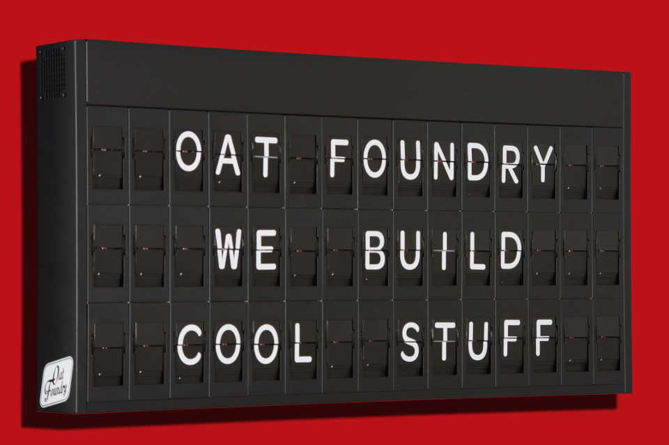 Oat Foundry Visit